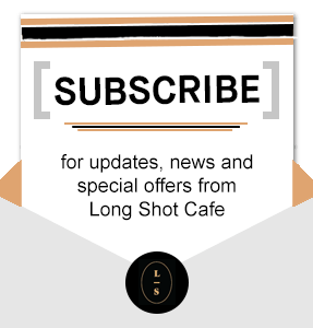 Subscribe for updates, news & special offers from Long Shot and Collins Square Hospitality Group