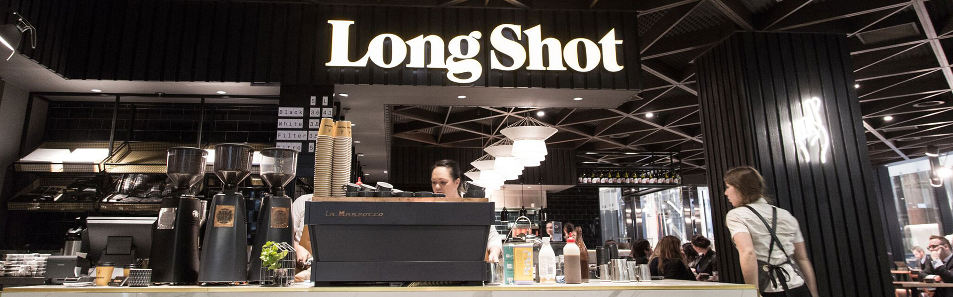 Long Shot Cafe - Interior